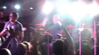 Los Pericos - Home Sweet Home (Showcase en el Hard Rock Café Caracas 12/5/210)