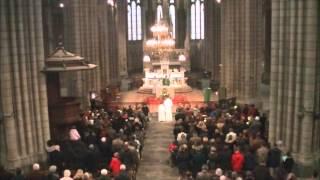 Sanctus - Messe Saint Boniface (avec paroles/with lyrics)