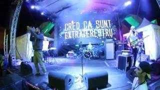 Cred Ca Sunt Extraterestru @ Bucharest GreendSounds Festival 2016