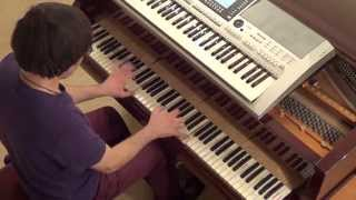TechnoClassic - Tubular - piano & keyboard synth cover by LIVE DJ FLO
