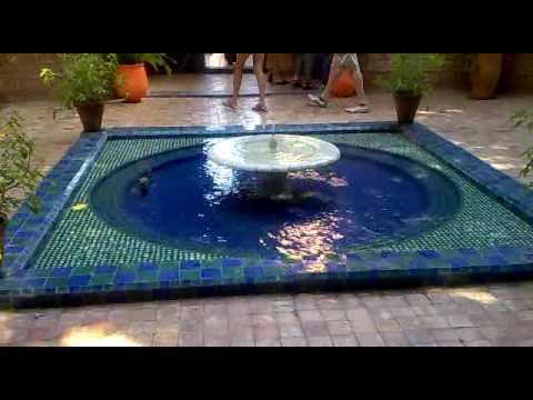 Jardin Majorelle in Marakkech (Morocco) By Naveed Mushtaq / Nav / Nido