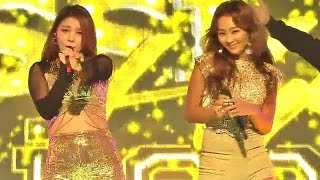 2014 MBC 가요대제전 - 섹시디바들의 변신! 효린+에일리+제시 BANGBANG! 20141231