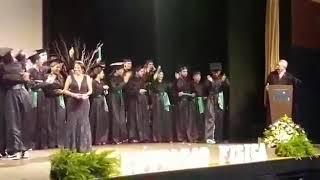 Formando causa dançando movimento da sanfoninha -Anitta