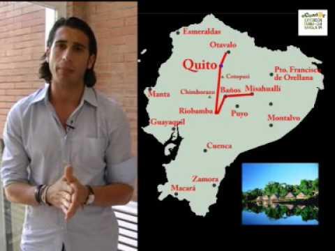 Santiago Tejedor revela el itinerario de la Expedición Tahina-Can Bancaja por Ecuador