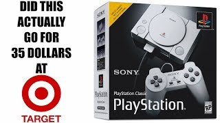 Playstation Classic Not Selling Well?