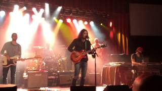 "The War on Drugs ""Under Pressure"" live at the Orange Peel, Asheville, NC 10.15.14"
