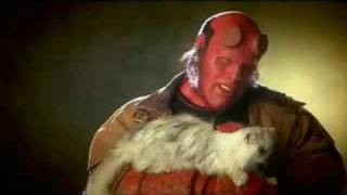 Hellboy II TV Commercial Collection