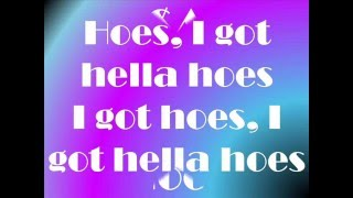 A$AP Mob - Hella Hoes Lyrics