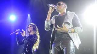 Paula Fernandes - Passaro de Fogo ft. Anselmo Ralph  (Meo Arena - 07/11/2014)
