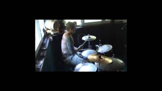 Pennywise-Locked In drum cover