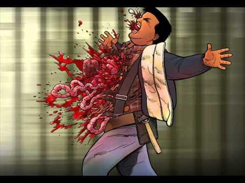 Bloodfreak de Murder Squad Letra y Video