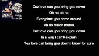 Alexandra Stan Ft Carlprit - One Million Lyrics