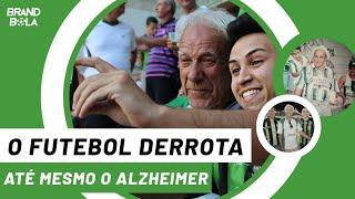 NEM O ALZHEIMER ACABA COM A MARCA DO FUTEBOL   Olho No Lance #07