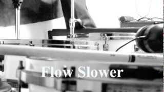 Julien Doré Paris-Seychelles (Drums Cover - Flow Slower)