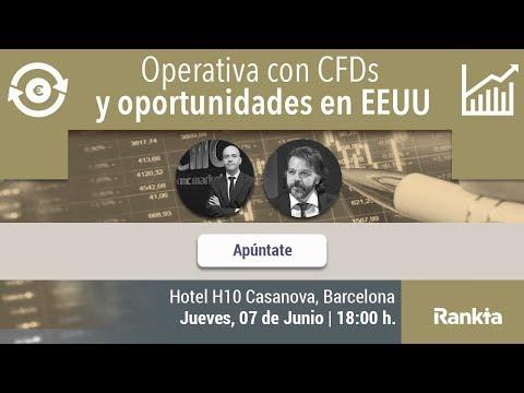 [STREAMING] Operativa con CFDs y oportunidades de inversión en EEUU