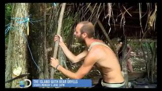 The Island with Bear Grylls- THE BEGINNING