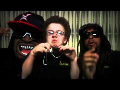 Keenan Cahill and Lil Jon at Surrender Nightclub: Turbulence, Shots