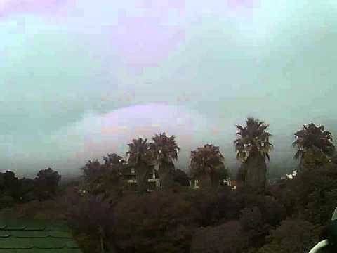 Timelapse Video – Table Mountain – 25/04/2011