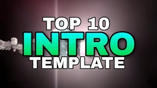 Top 10 Intro Templates no text [Free Download] 2018