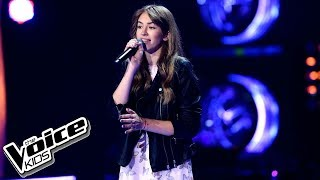 "Amelia Andryszczyk – ""There's Nothing Holdin' Me Back"" – Przesłuchania – The Voice Kids Poland"