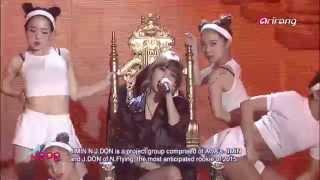 Simply K-Pop - JIMIN(지민) N J.DON(제이던) _ GOD