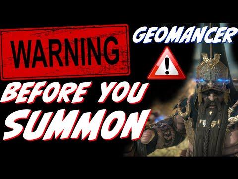 **WARNING** Geomancer EYES WIDE OPEN Raid Shadow Legends Geomancer guide