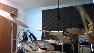 l'amore altrove drum cover