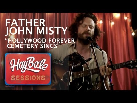 father-john-misty-hollywood-forever-cemetery-sings-hay-bale-sessions-bonnaroo365-bonnaroo365