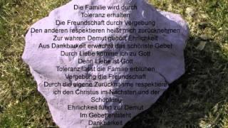 Heilender Kreis, kreisender Strom, strömendes Heil... by Franz Ludescher