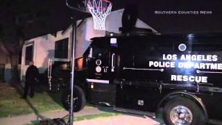LAPD & DEA BUST SKID ROW DRUG KINGPIN