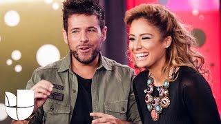 Pablo López le confesó a Aleyda su secreto para conquistar