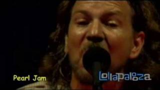 Pearl Jam - Elderly Woman Behind The Counter In A Small Town (Live)