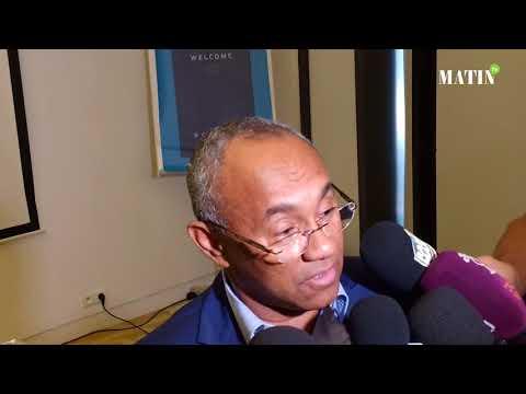 Video : Ahmad Ahmad prône la stabilité au niveau des staffs et des fédérations