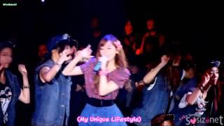 SNSD (소녀시대) Jessica - My Lifestyle (Feat. Dok2) (Live)