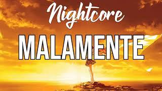 (NIGHTCORE) MALAMENTE - Cap.1: Augurio - ROSALÍA