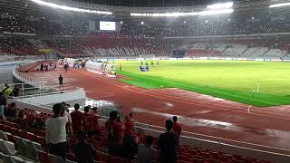 FIFA Anthem friendly match Indonesia vs iceland