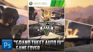 Mattie: Grand Theft Auto IV - Game Cover!