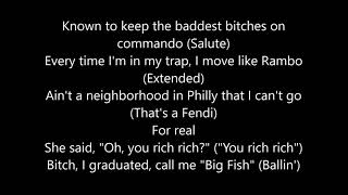 Meek Mill - Going Bad feat. Drake (Official Lyrics)