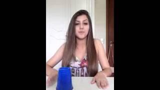 Sofia Oliveira   CUP SONG Blá Blá Blá Anitta 240p