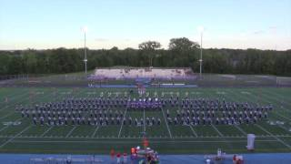 Olentangy Orange Marching Band - Born in the USA and National Anthem
