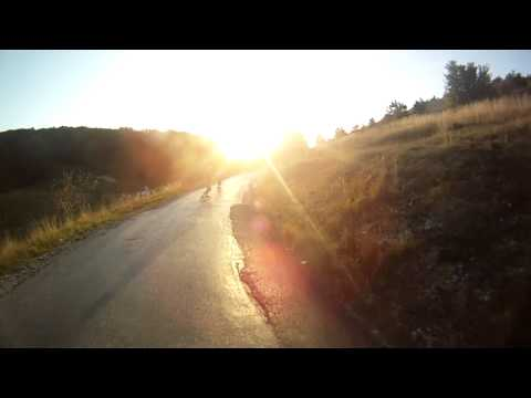 Crimea Longboarding 2012 (Epic Music)