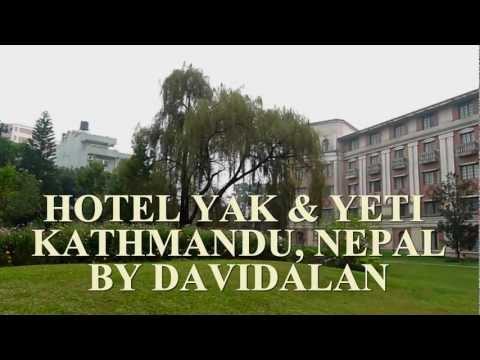 Hotel Yak & Yeti Kathmandu Nepal