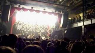 Bullet For My Valentine - Tears don´t fall live in Köln