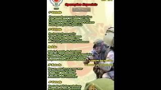 Hino das Operações Especiais Portuguesas Rangers