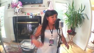 "Melanie Martinez ""Pity Party"" ( Live Cover)"