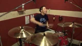 Sleeping With Sirens - Kick Me (Drum Cover)