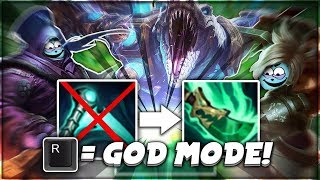 WHY RIOT MAKED SPEAR SHOJIN MORE OP!? 😓| Voyboy