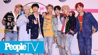 K-Pop Band BTS Breaks U.S. Records By Topping The Billboard 200 For The First Time Ever | PeopleTV