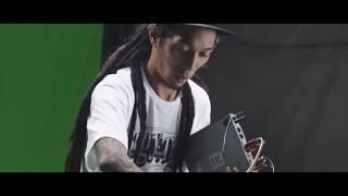 Mukha Ng Pera music vid shoot BTS