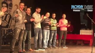 PlovdivDerbyTV: Едо на Черно бялата Коледа